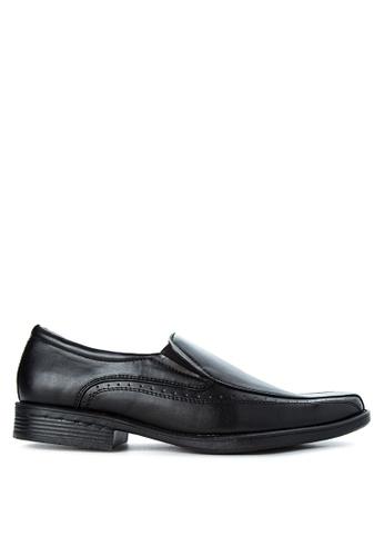 H2Ocean black Fiorenzo Dress Shoes H2527SH84RNNPH_1