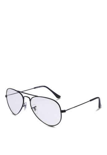 Privé Revaux 黑色 The Voltaire Sunglasses 86D73GL84438BBGS_1