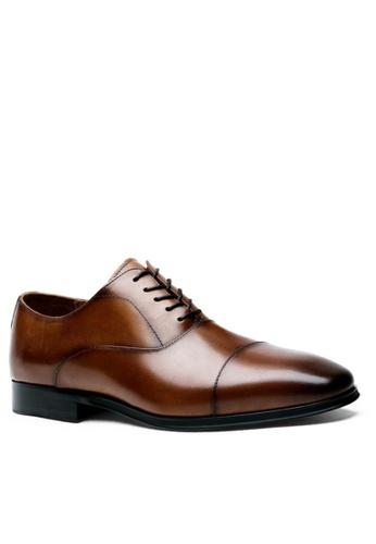 Twenty Eight Shoes Leather Cap Toe Business Shoes 201608-11 046E1SHDE52BD2GS_1