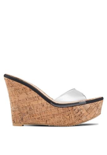 33e31edfb6aa Buy Heatwave Wedge Sandals Online on ZALORA Singapore