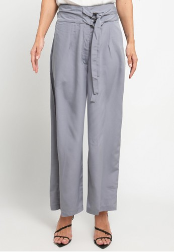 Covering Story grey Hebe Pants - B 2A284AA66C1265GS_1