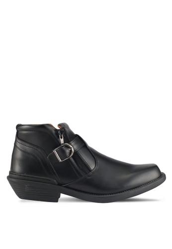 Rocklander black Rocklander Boots 4E1A6SH4554529GS_1