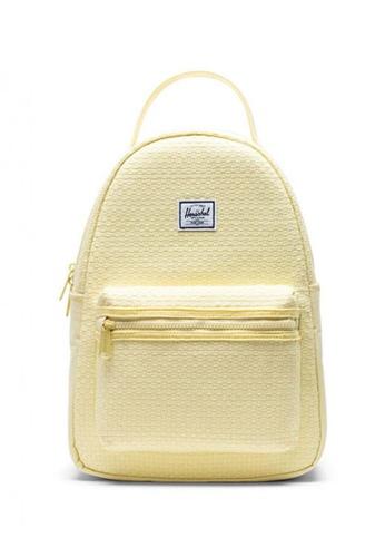 Herschel yellow Nova Small Backpack D3E20AC20403A3GS_1