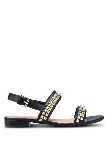 ALDO 黑色 Cadaressa Sandals CCCABSH7355400GS_1