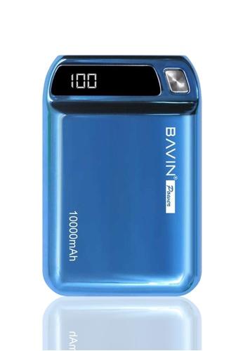 BAVIN blue 10000mAh 2 USB Port Mini Portable Universal Powerbank 19A87ACEE7D0D8GS_1