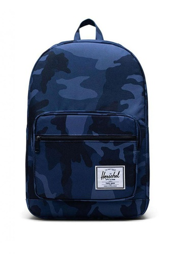 Herschel blue Pop Quiz Backpack C85CAAC94B3BF2GS_1