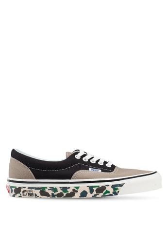 d910b16d64 VANS green and multi Era 95 DX Anaheim Factory Sneakers 28C30SH2A44316GS 1