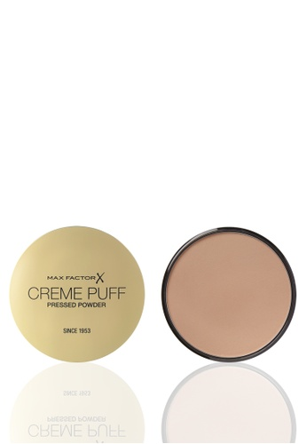 Shop Max Factor Creme Puff Heritage Medium Beige 41 Online on ZALORA Philippines