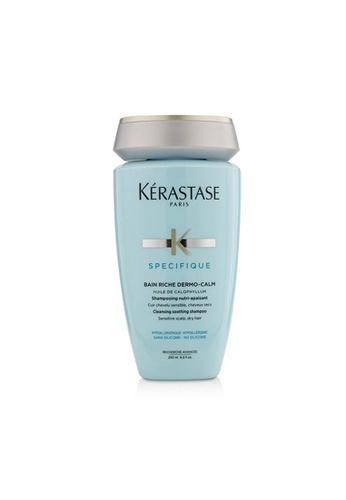 Kerastase KÉRASTASE - 特潤舒活髮浴 Specifique Bain Riche Dermo-Calm Cleansing Soothing Shampoo (適合敏感的頭皮及乾燥的頭髮) 250ml/8.5oz 62EB3BEF7E3097GS_1