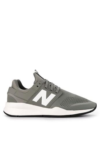 New Balance multi and grey 247 Classic 56BAESHD521111GS_1