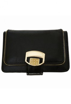 Buckle Short Wallet