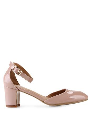 Mandy's Séduisant Pink Heels