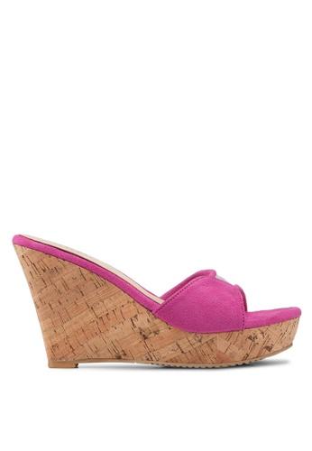 f2dde63e38f3 Buy Heatwave Wedge Sandals Online on ZALORA Singapore
