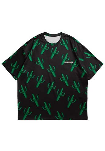 Twenty Eight Shoes Trend Printed Short T-shirt 5373S21 35F80AA9DF27D3GS_1