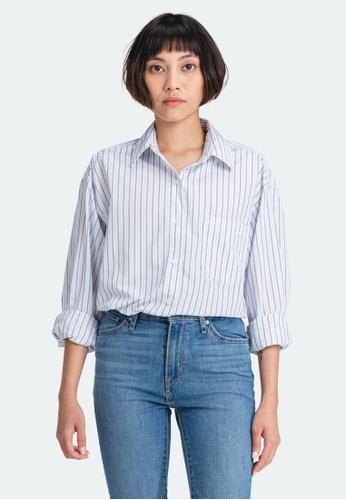 Levi's multi Levi's Dad Pocket Shirt Women 85333-0006 48753AABDC047BGS_1