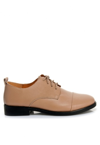 Twenty Eight Shoes Lamp Leather Flexible Oxford 2051 4D4F4SHBAF82E8GS_1