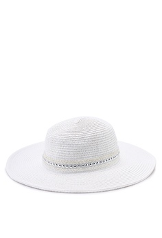 d384e028c06187 50% OFF River Island Praire With Gold Bead Trim Hat S$ 35.90 NOW S$ 17.90  Sizes One Size