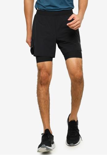 Anta 黑色 PB 短褲 F5230AAC764C45GS_1