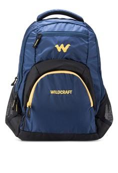 Lih Blue Laptop Backpack