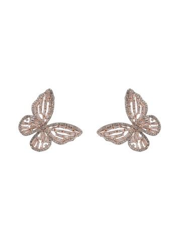 ALDO gold Distelsee Pierced Earrings 04CEBAC0EFDA9AGS_1