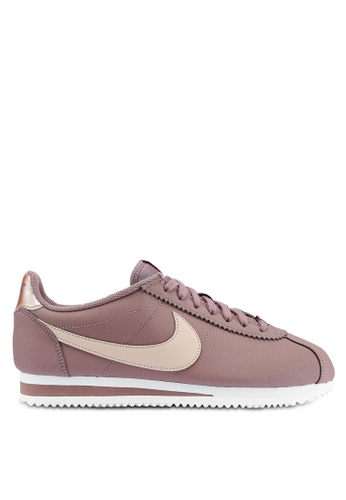 Nike brown Nike Classic Cortez Leather Shoes C7361SH668B8A7GS_1