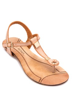 Adele Flat Sandals