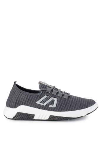 Declan grey Dante Sneakers 70E64SH7545B02GS_1