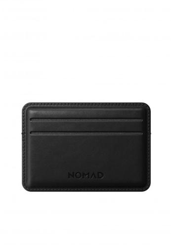 Nomad black Card Wallet 909C8AC2BA5ACEGS_1