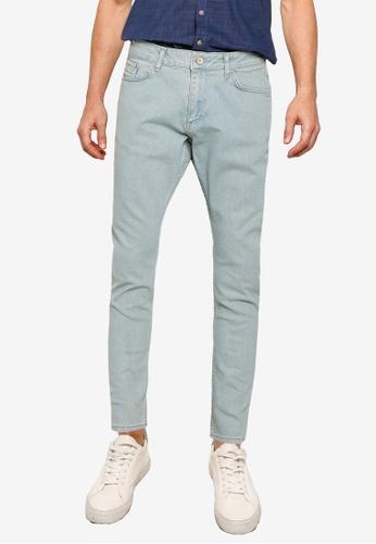 LC Waikiki 藍色 760 Skinny Fit Jeans CF627AAD0312DDGS_1