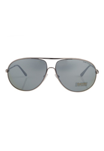 Tom Ford grey TOM FORD  Cliff Sunglasses FT0450 14C TO545AC18YPXMY_1