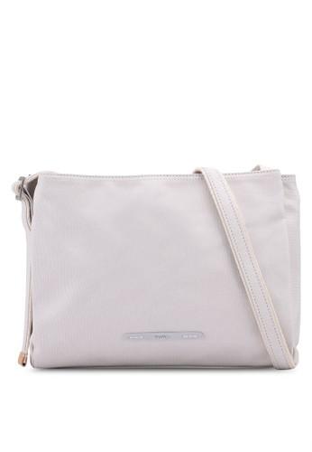 Rawrow white Rugged 231 Triple Mini Crossbody Bag F408FAC2794942GS_1