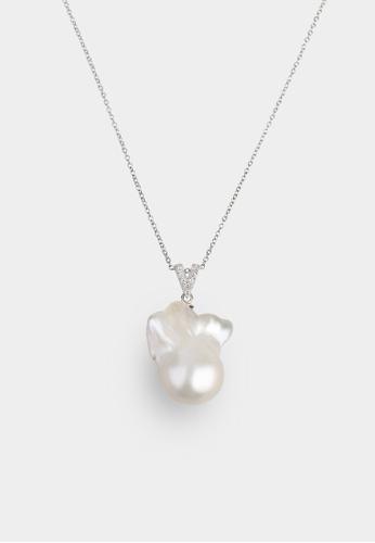 monojewelry LU'LU PEARL NECKLACE 99CE0ACA6A26E9GS_1