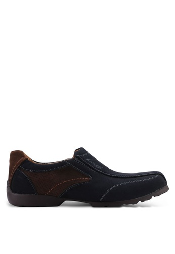Louis Cuppers black Smart Casual Slip Ons 9F4D1SH4C941CFGS_1