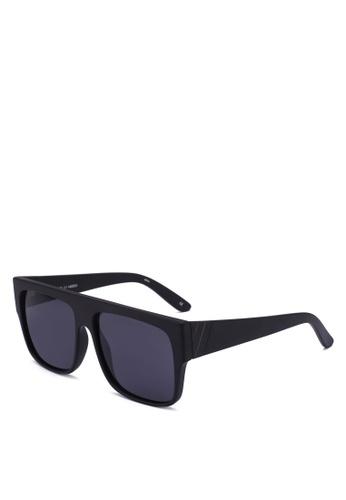 Le Specs black Bravado 1402005 Sunglasses 20444GL4E7B395GS_1