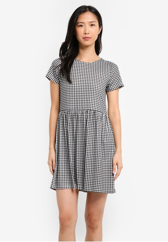 e454901fcd27 Buy ZALORA BASICS Essential Baby-Doll Dress Online on ZALORA Singapore