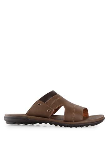 Watchout! Shoes brown Flats Sandals WA021SH63WOAID_1