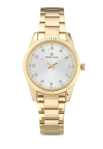 Daniel Klein gold Daniel Klein Gold Female Watches - DK10861-1 857A6AC5D0B550GS_1