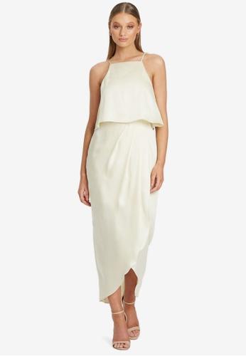 Chancery white Carine Dress 43818AAE35DBA7GS_1