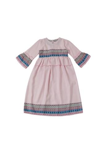2nd Red Kids pink Polkadot Wajik 4DE4DKC096D858GS_1