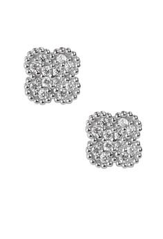 Akroma Silver Earrings