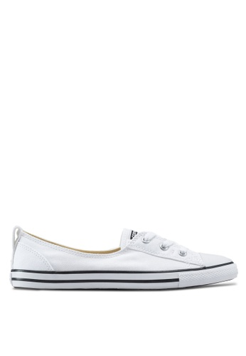 9fa527b0340b Converse white CT AS Ballet Lace Up Sneakers CO302SH82VZDMY 1