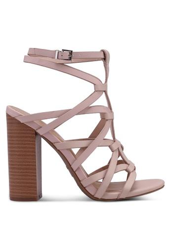 Call It Spring pink Kedirassa Heels 61E43SH65942A9GS_1
