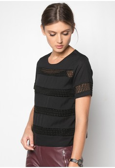 Dani Short Sleeves top