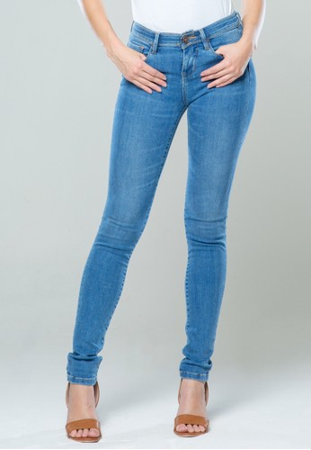 C2 Outfitters blue C2 Winona Push Up Jeans Skinny BAEA3AA21D8B83GS_1