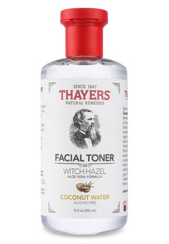 THAYERS Thayers-Witch Hazel Aloe Vera Formula Toner -Coconut Water(355ml) FB257BE723A1C4GS_1