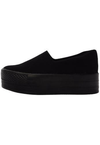Maxstar C03 50 Synthetic Cotton Platform Slip on Sneakers US Women Size MA168SH68DXRHK_1
