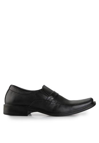 MARC & STUART Shoes black Charles 2 MA456SH36DSPID_1