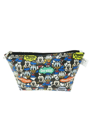 Disney Mickey Disney Mickey Mouse PU Pouch 2FFAAKC453336EGS_1