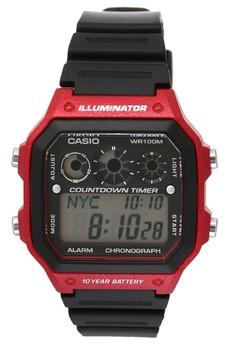 Digital Watch AE-1300WH-4AVDF