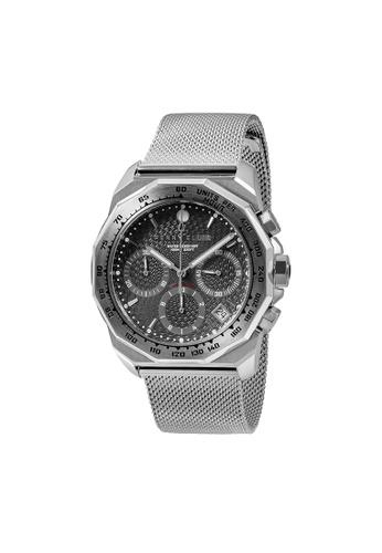 Perry Ellis blue Perry Ellis Decagon GT 44mm Stainless Steel Quartz Watch 09001-04 9E144ACA9CCE8BGS_1
